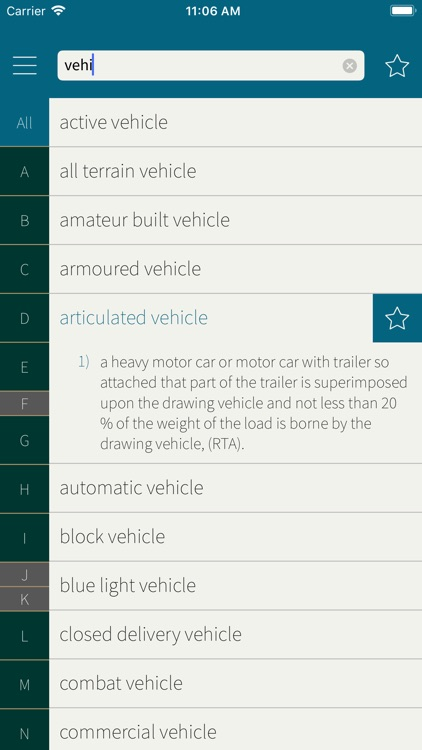 Automotive A-Z screenshot-1