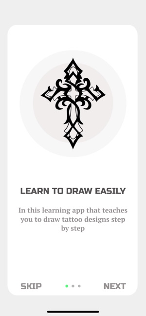 Learn How To Draw Tattoo On The App Store