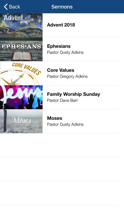 Peters Creek Baptist Church screenshot-3