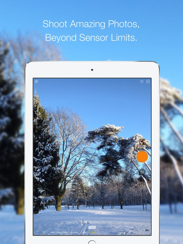 Hydra 1.5 Adds Support for Front and Telephoto Cameras on iPhone Image
