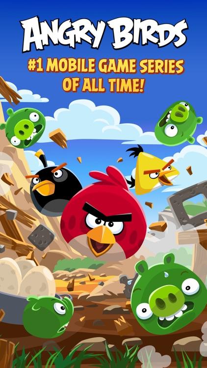 Angry Birds screenshot-0