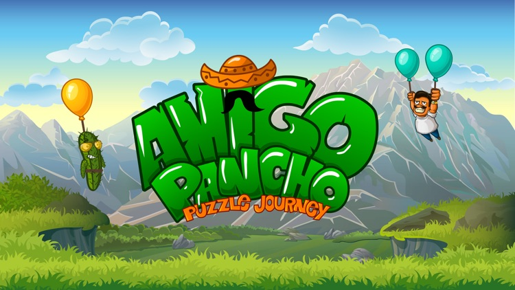 Amigo Pancho 2: Puzzle Journey screenshot-0