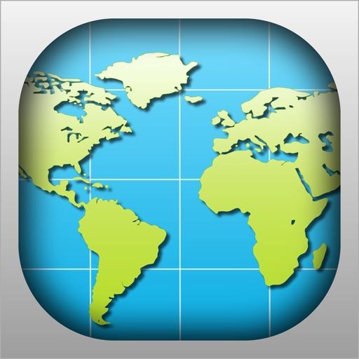 World Map 2017