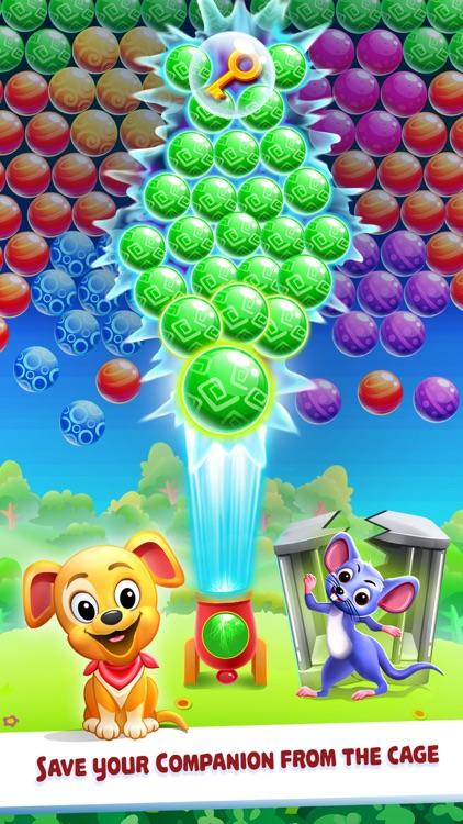 Pooch POP - Bubble Shooter screenshot-4
