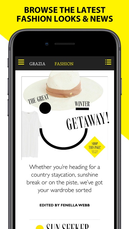 Grazia – Beauty & Fashion News screenshot-2