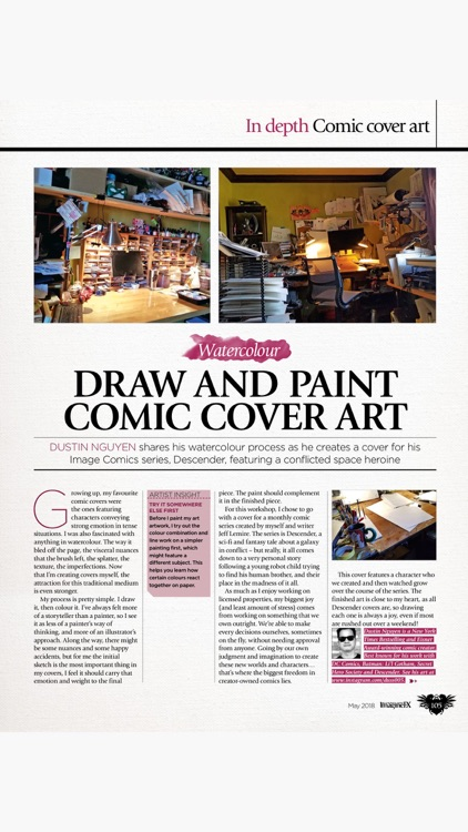 ImagineFX screenshot-4