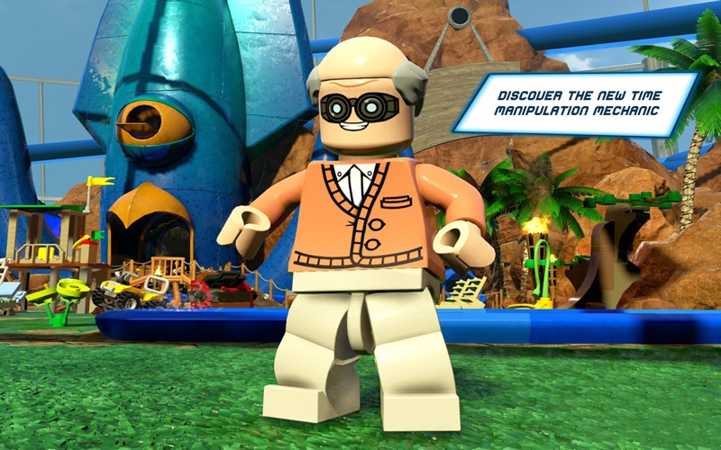 LEGO® Marvel Super Heroes 2 Screenshots