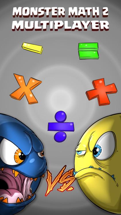 Duel Math Fight 1st -4th Grade
