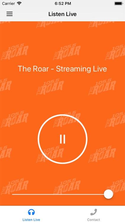 WCCPFM The Roar