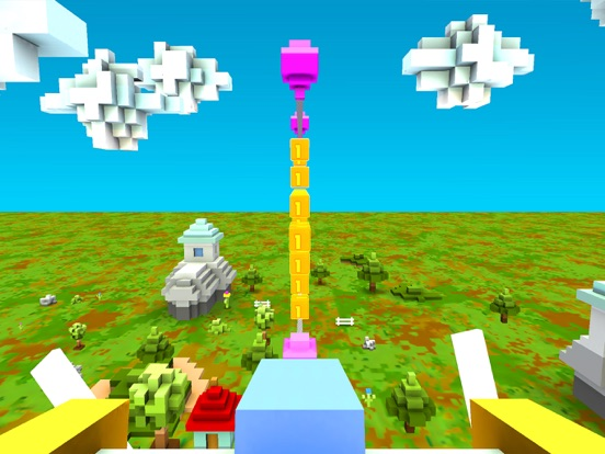 Flying Blocks screenshot 9