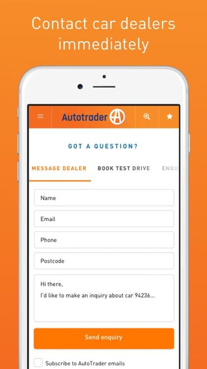 Autotrader - Buy and Sell Cars screenshot-4
