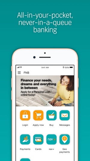 Fnb banking app on the app store screenshots reheart Gallery