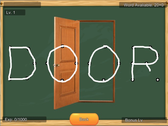 iPad Image of Write Word