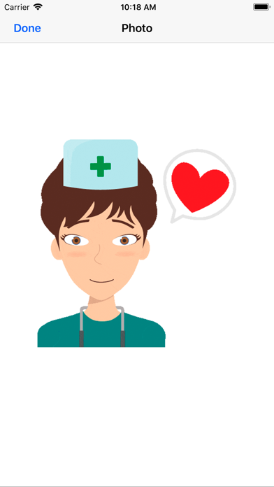 点击获取Nursemoji PRO Animated Emoji
