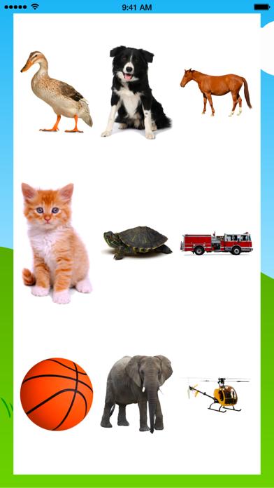 Toddler Shapes Game 4