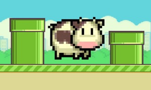 Flappy the Holy Cow