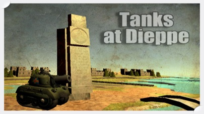 Image of Tanks at Dieppe for iPhone
