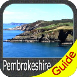 Pembrokeshire Coast NP GPS Map