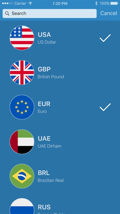 Convee Currency Exchange Rate screenshot-4
