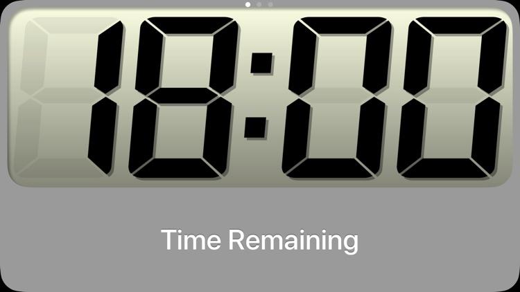 Podium Timer Pro screenshot-0