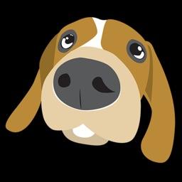 Cute Puppy Sticker Pack