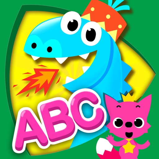 Pinkfong ABC Phonics iOS App