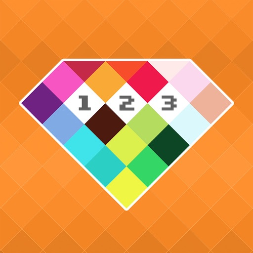 Color By Number! Pixel Art iOS App
