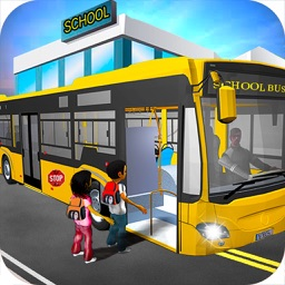 School Bus Simulator Game 2017