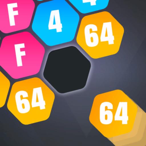 Launch & Merge : Hexa Puzzle