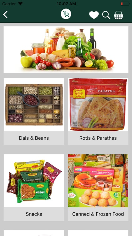 Urban Basket Grocery Shopping screenshot-4