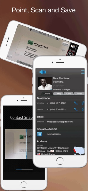 Contact Snapper On The App Store