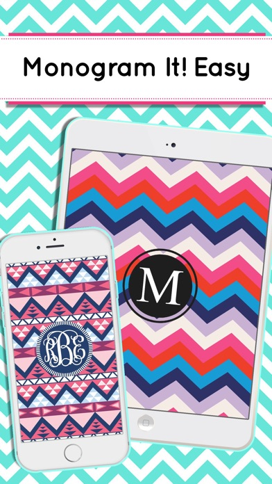 Monogram It PRO Glitter Effect App Report on Mobile Action