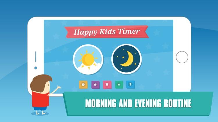 Happy Kids Timer – Chores