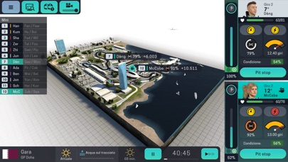 Screenshot for Motorsport Manager Mobile 3 in Italy App Store