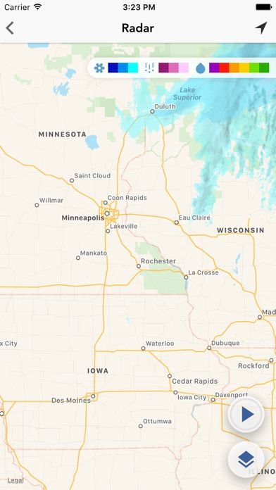 Local Weather Radar & Forecast for Windows