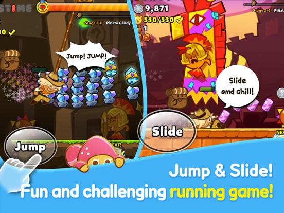 Cookie Run: Побег из печи на iPad