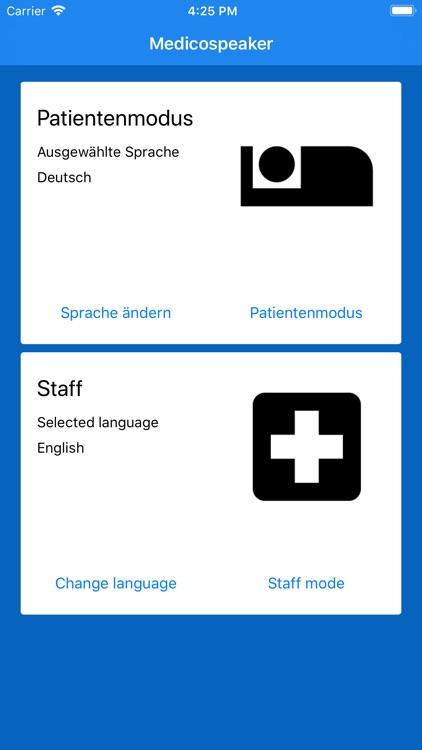 Medicospeaker screenshot-3