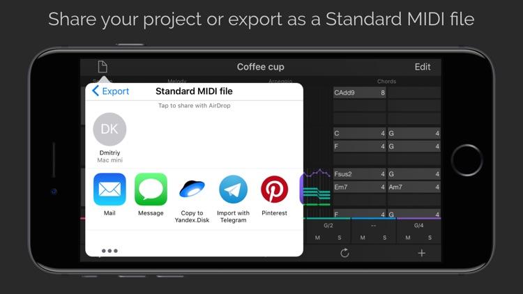ChordFlow screenshot-4