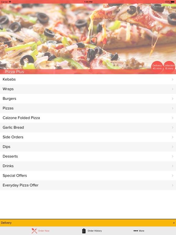 App Shopper Pizza Plus Dover Food Drink