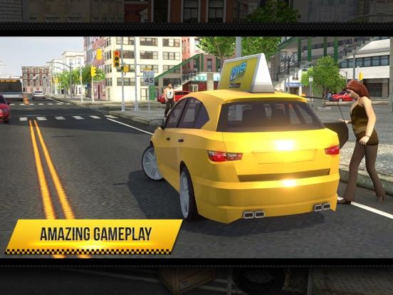 Taxi Simulator 2018 screenshot 9