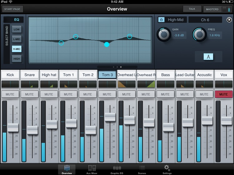 PreSonus SL Remote screenshot-0