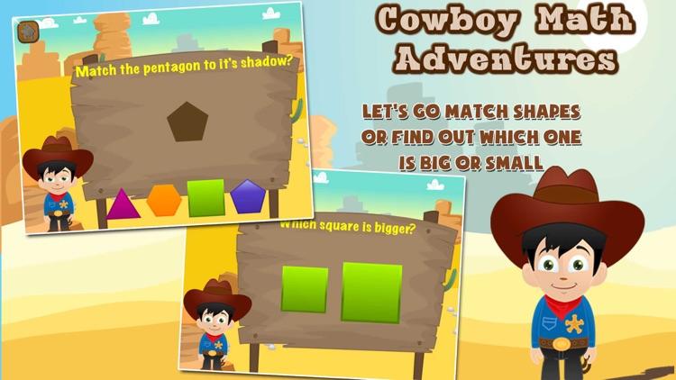 Cowboy Math Adventure screenshot-3