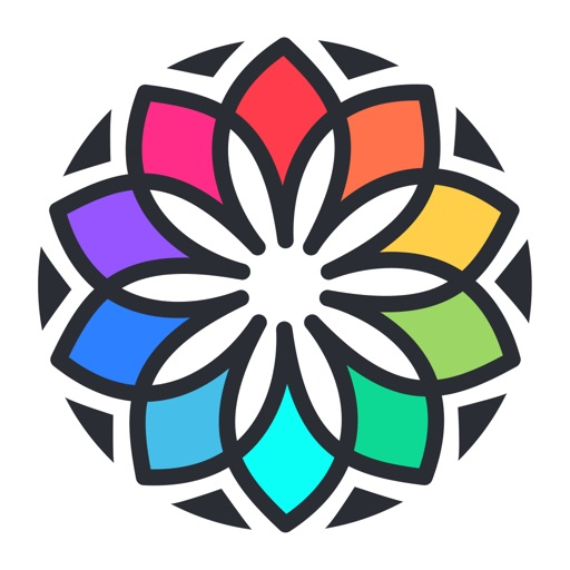 Coloring Book for Me - Coloring pages for adults by Apalon Apps