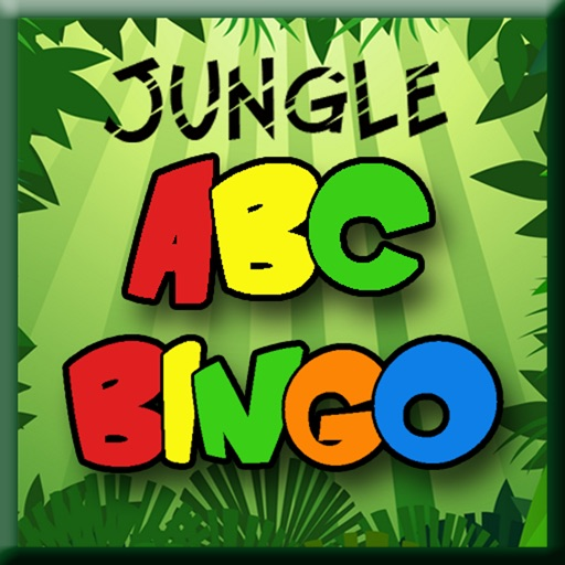 Jungle ABC Bingo