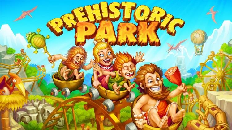 Prehistoric Fun Park Builder screenshot-4