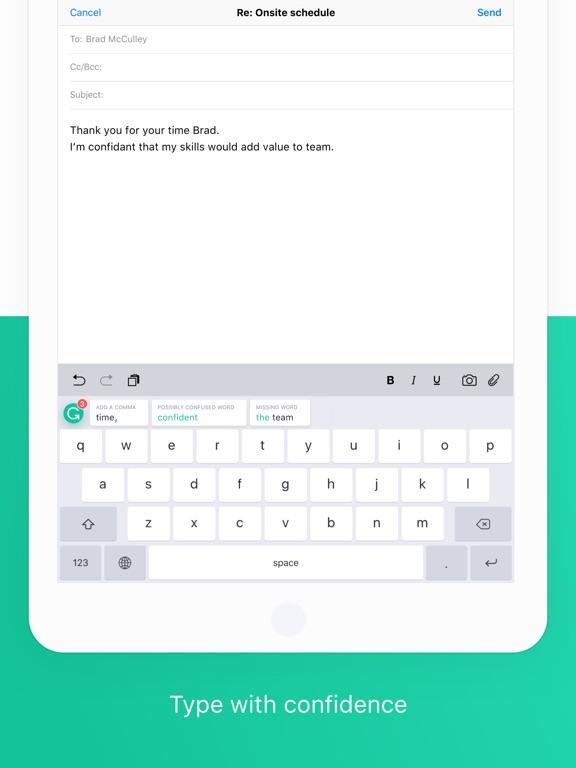 Grammarly Keyboard screenshot 5