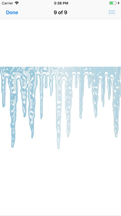Cold As Ice Stickers screenshot-9