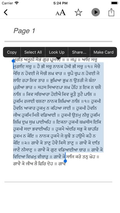 Sri Guru Granth Sahib screenshot three