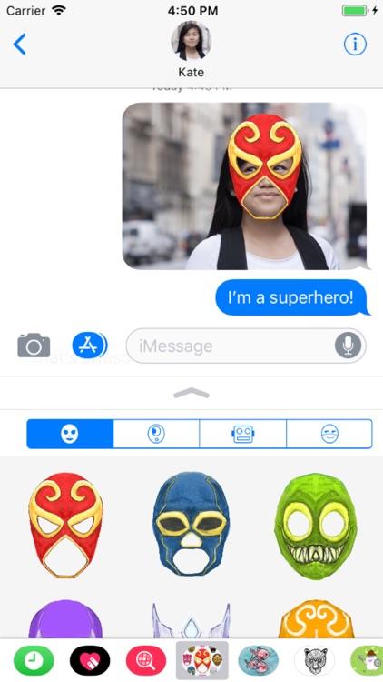 Super Level Awesome Masks