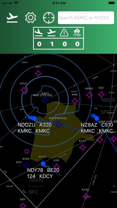 ATCRadar screenshot one